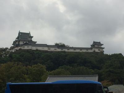 百名城(15/100)の和歌山城