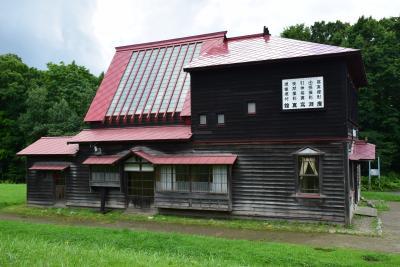 北海道開拓の村を訪ねて<市街地・漁村の建物>(札幌)