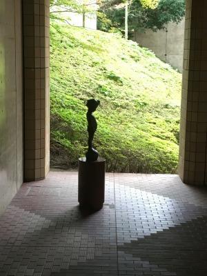 仙台は光と杜の都だった・・・初宮城Day3 後編(最終) 休日の美術館とブックカフェでまったり