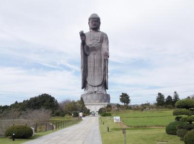 牛久大仏(茨城県)を見に行ってきました・・・