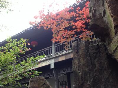 揚州は杭州と蘇州の良いところを併せ持った美味しい街でした。