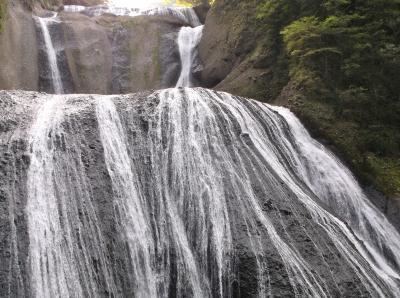 袋田の滝(茨城県)へ行ってきました・・・