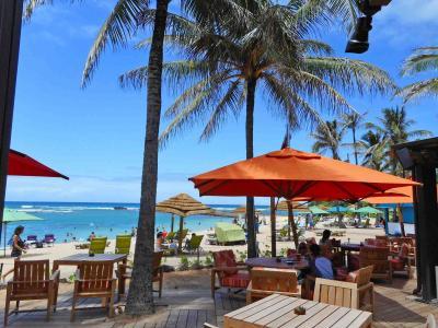 定番ですが、30年ぶりのハワイ・オアフ島