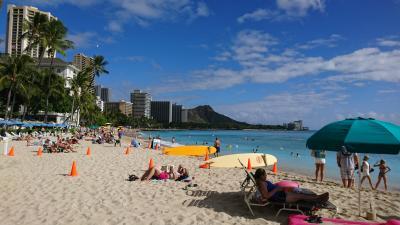 3回目のハワイ旅行1日目その2