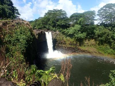 3回目のハワイ旅行2日目(ハワイ島その1)