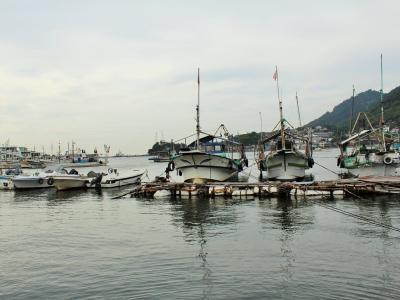 ノスタルジックな広島の港町、鞆の浦散策~尾道のシーサイドクールスポット「ONOMICHI U2」