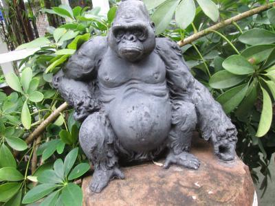 タイ 「行った所・見た所」 バンコクのパーター百貨店・動物園に行きました
