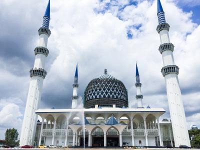 クアラルンプールでモスク三昧!3日目