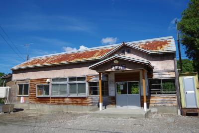宗谷北線の秘境駅