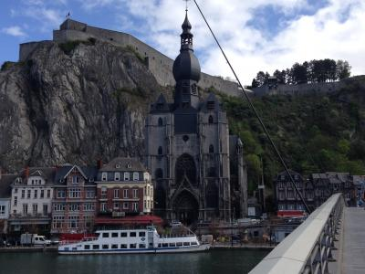 プー太郎のヨーロッパ横断の旅👜【ベルギー編②ディナン】