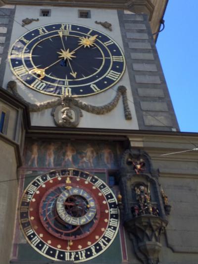 いつかある日ではおそい!スイスへGO! vol.7 ベルンでアクシデント(+o+; 持ってきて良かったBUNKER RING!