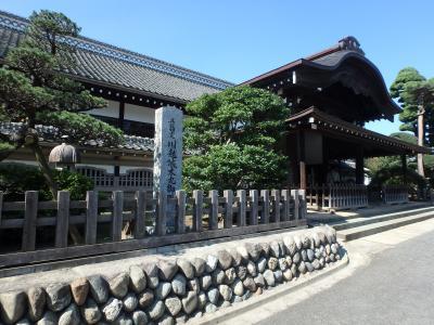 日本100名城を巡る旅vol.10 ~川越まつりの最中に川越城~