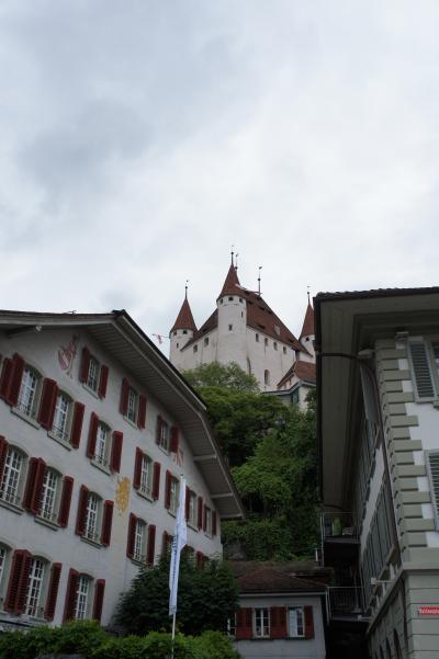 2度目のスイス