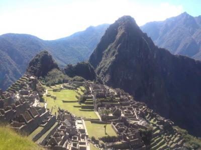 2016南米14日間 ナスカの地上絵・マチュピチュ・イグアスの滝⑨マチュピチュ1日目午後