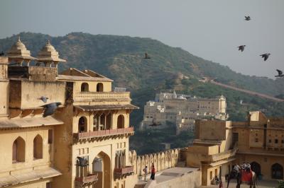 インド(ゴールデン・トライアングル)の旅~3日目・ジャイプールからアグラへ~