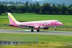 松本空港見学