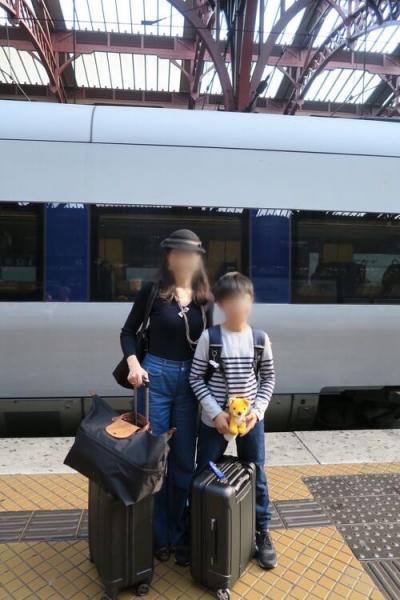 2016. 息子とヨーロッパ鉄道の旅 終点です パリ