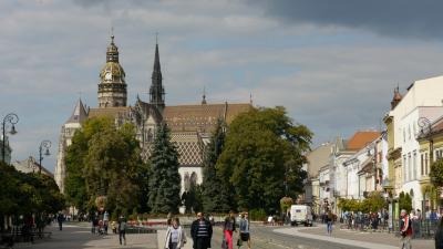 ハンガリー・ウクライナ・スロバキアの旅6 ~スロバキアへの長い1日~