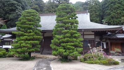 気儘な一人旅(01) 丹波市 円成寺の参拝。