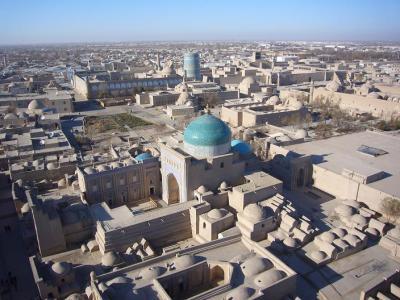 ウズベキスタン10日間の旅(4) ヒヴァ