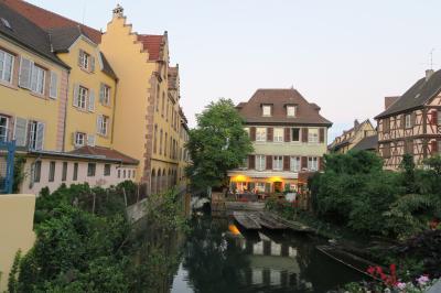 フランスの美しい村巡り(アルザス地方)とちょこっとドイツ その1