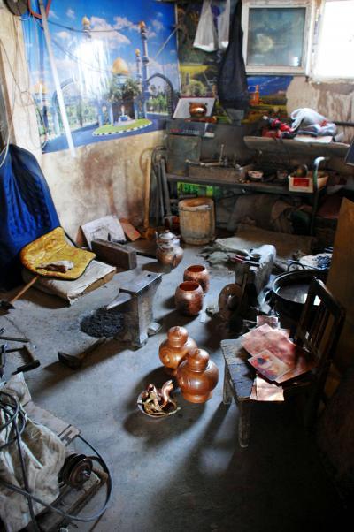 2013年中国新疆放浪記107・喀什散策04~保存集落・喀什噶爾老城景区