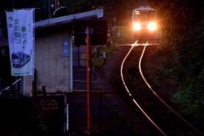 廃止が表明されたJR三江線を巡ってみた(乗り鉄編)