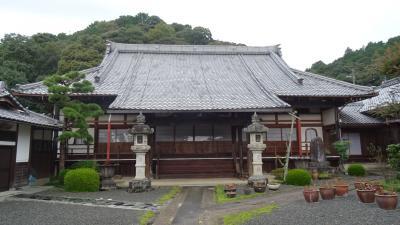 気儘な一人旅(07) 丹波市 称名寺と稲荷神社の参拝。