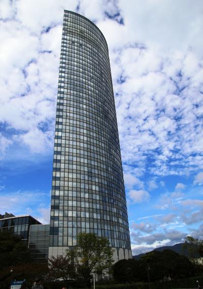 びわ湖大津プリンスホテル34階に宿泊して絶景を楽しむ