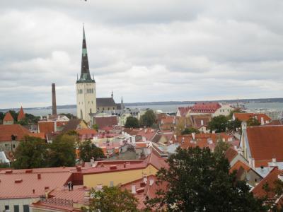 福岡から直行便で。フィンランド・エストニアの旅(3日目)