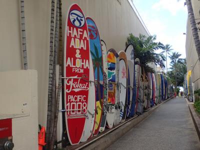 3回目のハワイ旅行3日目 その1