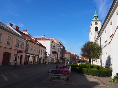 2016東部ポーランド再訪ーたくさんの思い出と共にーありがとうー ④Rzeszowジェシュフ 街歩き