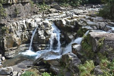 2016_台湾の旅 《苗栗》 3-3 [東河吊橋、向天湖、神仙谷]