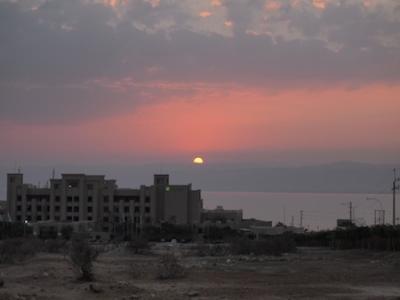 2012年中東旅行(死海)