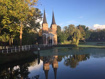 オランダ・ドイツへ10日間の旅【2】デルフト、デンハーグ、ライデン、アムステルダム
