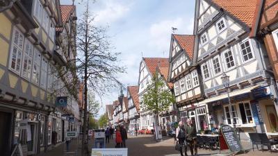 2016GW 初の中部~北ドイツ 【24】ツェレその2