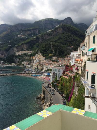イタリア 初めての海外ウェデイング(出席)はアマルフィで 幸せいっぱいの友人を見ながら自分の人生を考え直した旅【2】