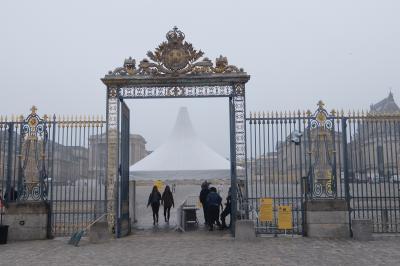 フランス ベルサイユ宮殿 16.06