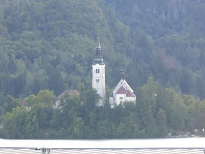 ANAチャーター便で行っちゃーたー!~16年夏スロベニアなど4カ国周遊8月6日ブレッド