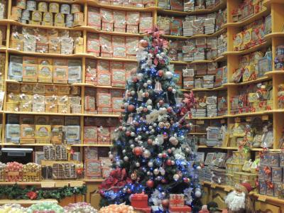 女子旅ドバイ♪(1) ~クリスマスシーズンのドバイモールでショッピングvol.1~
