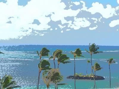 還暦と35年永年勤続のお疲れ様トリップ to Maui