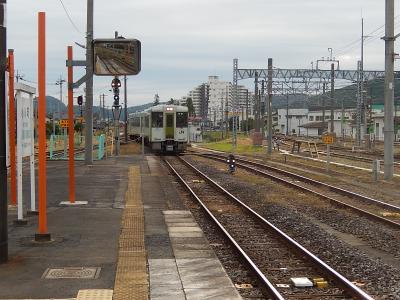 久しぶりに小川町駅より八高線に乗る