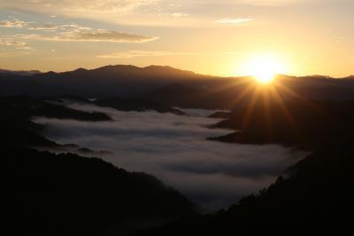 旅するイルカ♪ 奈良県 野迫川 雲海撮影へ Part2