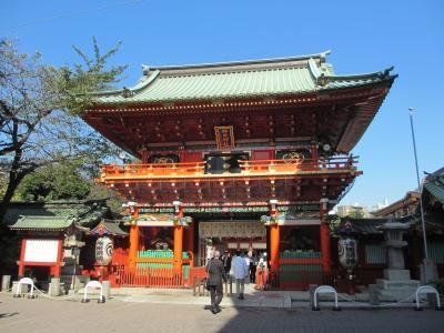 湯島聖堂と神田明神を訪ねて