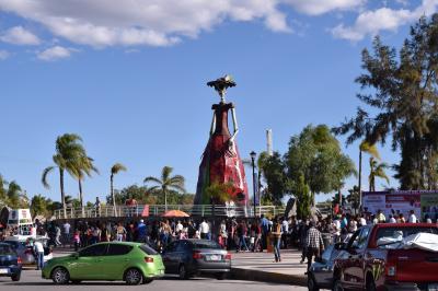 巡るMexico Aguascalientes (Isla San marcos) part1