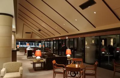 箱根ハイランドホテル(ラウンジ)