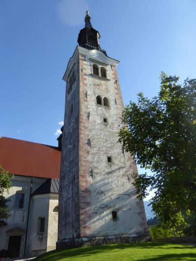 ♪あの鐘をー鳴らすのは・・・3回です~16年夏スロベニアなど4カ国周遊8月7日その1ブレッド