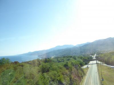 長距離移動はアドリア海(^o^)、渋滞(>_<)、童話(^^)/~16年夏クロアチアなど4カ国周遊8月7日その4プリトビッツェへ