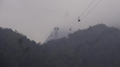 山岳地方サパに挑戦 その7 シンチャイ村・・行きはトコトコ軽快に