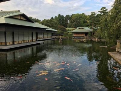 京の週末 ~京都御所&京都迎賓館 一般公開~